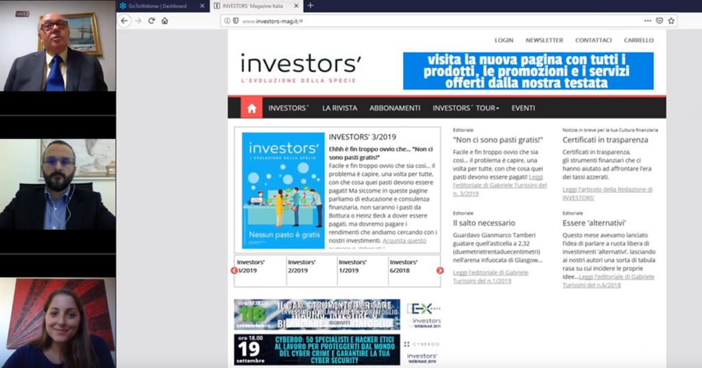 cyberoo investors magazine ipo webinar