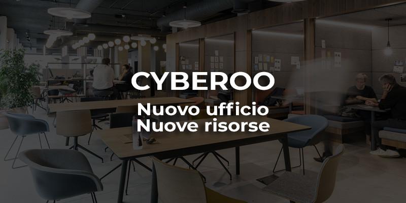 cyberoo news nuovo ufficio nuove risorse milano spaces