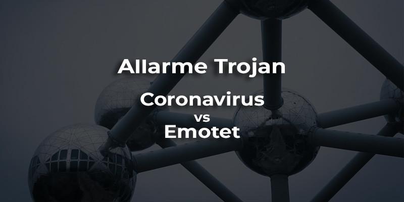coronavirus emotet