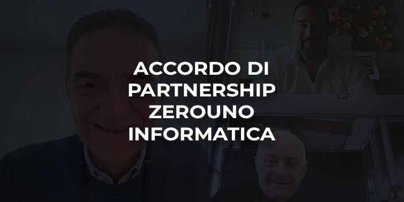 Cyberoo partner zerouno informatica